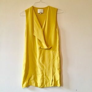 3.0 Phillip Lim Yellow Dress
